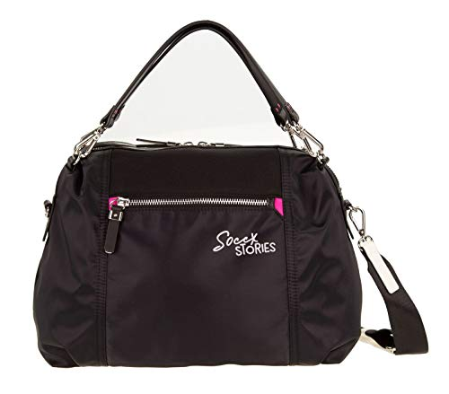 SOCCX Joy Bowling Bag Black