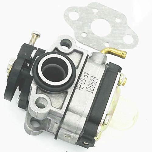 Replacement Part for M.C for Kawasaki Kbl23a Carburetor Kit Brush Cutter Metal Primer Bulb Gasket