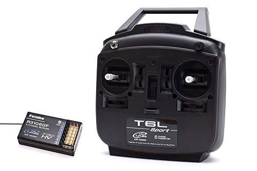 Futaba T6L Sport 2.4GHz T-FHSS & R3106GF Receiver (Euro) (P-CB6LEU)