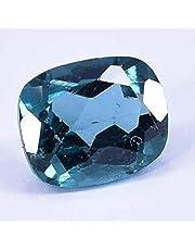 حجر تورمالين الوزن : 2.25 الحجم : 8.68 x 6.62 x 4.31 mm  مع كرت تعريف