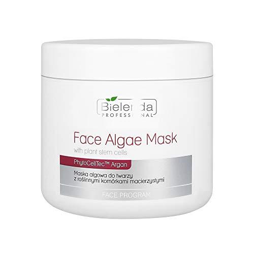 Bielenda Professional Gesichts Algen Maske mit Stammzellen PhytoCellTec™ Argan - Algae mask with PhytoCellTec™ Argan, 190g