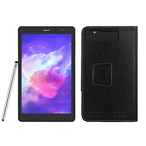 8 inch Android Tablet, Notepad, 2 GB RAM, 16 GB Storage, Android 9.0 GMS, 1280x800 IPS, Wi-Fi, Quad-Core, Black