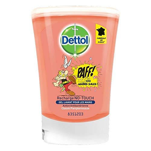 Dettol No-Touch Grapefruit Hand Wash Refill 250Ml Limited Edition by Dettol