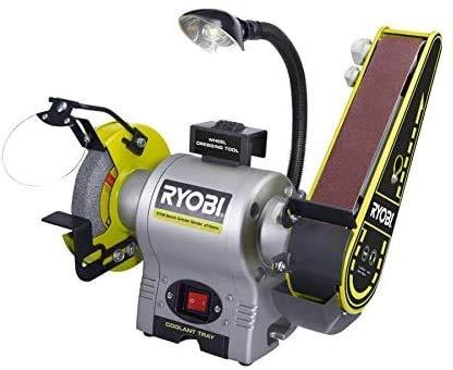 RYOBI Band- und Scheibenschleifer 250W - 150mm - RBGL250G