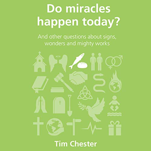 Do Miracles Happen Today? cover art