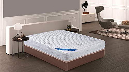 Imperial Confort Oslo–Matratze, Polyester, Weiß 180 x 90 x 21 cm weiß