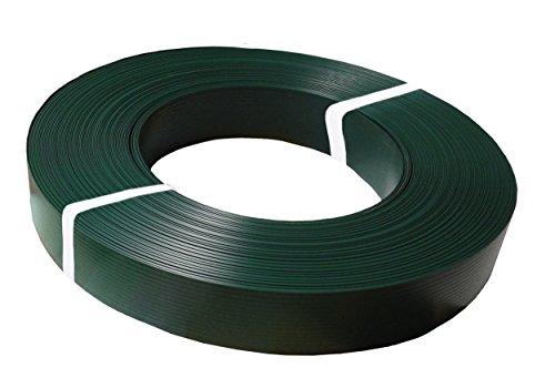 Thermoplast® SICHTSCHUTZSTREIFEN 4,75cm x 50m = 2,375m2, Grün (RAL 6005), 5 Jahre Garantie