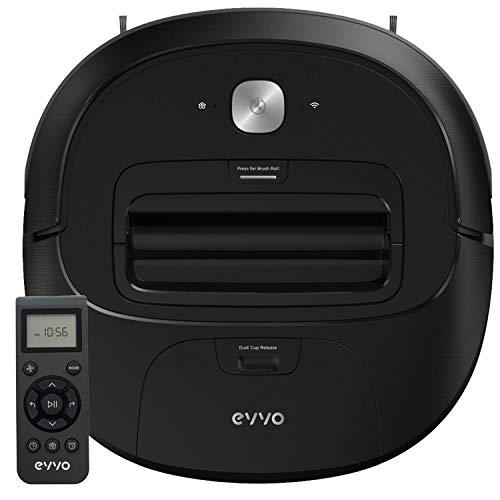EVVO Robot Aspirador R3 - 2000Pa, Motor Inverter, 3 Modos de