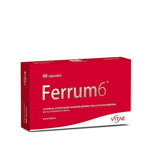 VITAE - FERRUM6 60comp VITAE