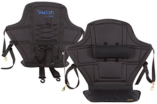 Skwoosh High Back Kayak Seat with Lumbar Support