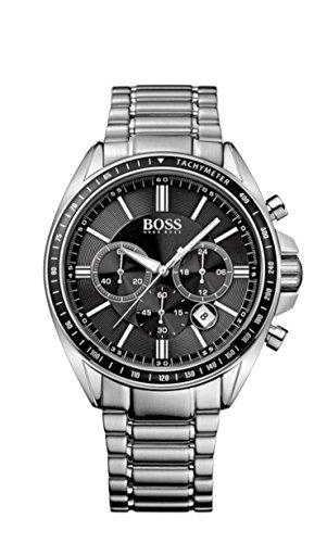 Hugo Boss - Wristwatch, cronografo al quarzo, Stainless Steel