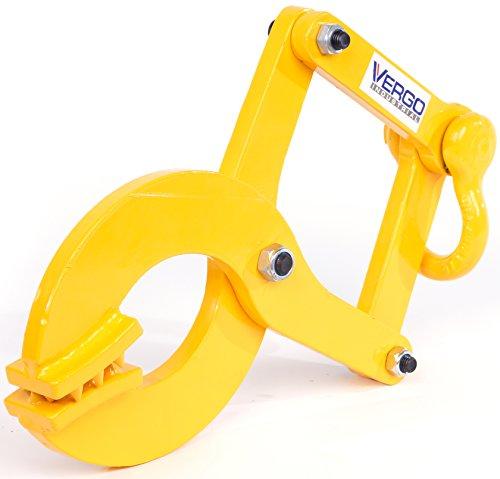 Vergo Industrial Pallet Puller 6,000 lbs Capacity Steel Single Scissor