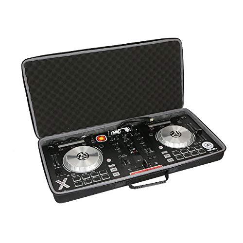 co2CREA Duro Viajar caja estuche funda para Numark Mixtrack 3 / Numark Mixtrack Pro FX / Numark Mixtrack Platinum FX Controlador de DJ (caja solo)