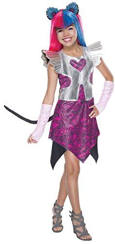 Rubie's Costume Monster High Boo York Catty Noir Child Costume, Large