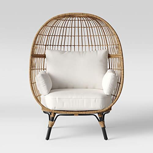 Southport Patio Egg Chair - Linen