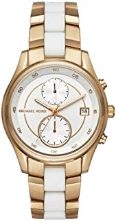 Michael Kors Briar Goldtone Multifunction Watch