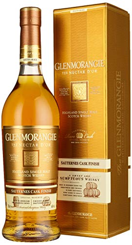 Glenmorangie THE NECTAR D'OR Highland Single Malt Scotch Whisky Whisky (1 x 0.7 l)