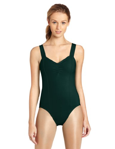 Capezio Women's Princess Tank Leotard,Hunter,Small