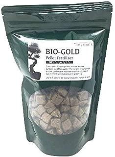 BioGold Imported Always Fresh - 100% Organic Plant and Bonsai Fertilizer - 280 g / 10 oz