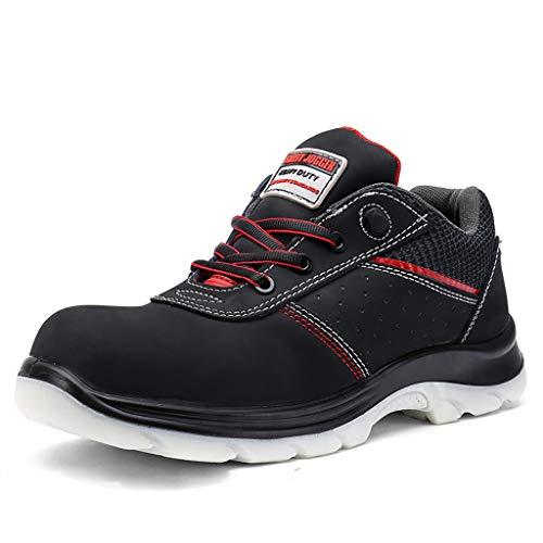 Zapatos de seguridad Zapatos de seguridad for hombres y mujeres, botas de...