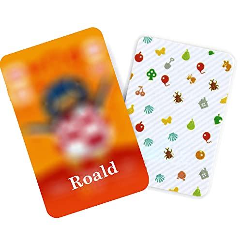 Roald Villager Card_No.98