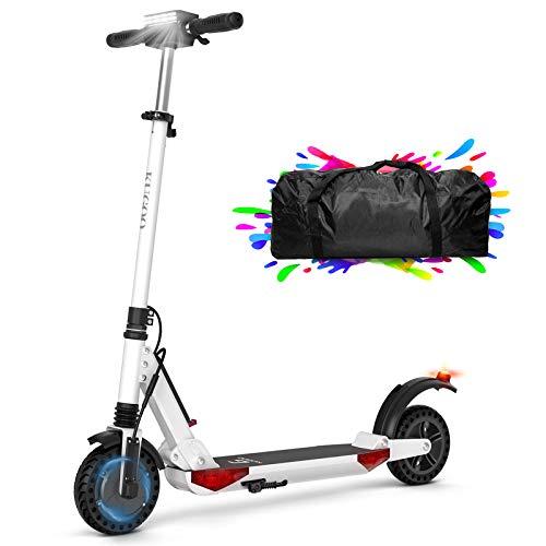 Patinete Eléctrico 30Km patinetes electricas Scooter electrico 350W, 8