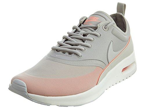 Nike 844926-004, Zapatillas de Deporte para Mujer, Gris (Lt Iron Ore/Light Bone-Atomic Pink), 36.5 EU