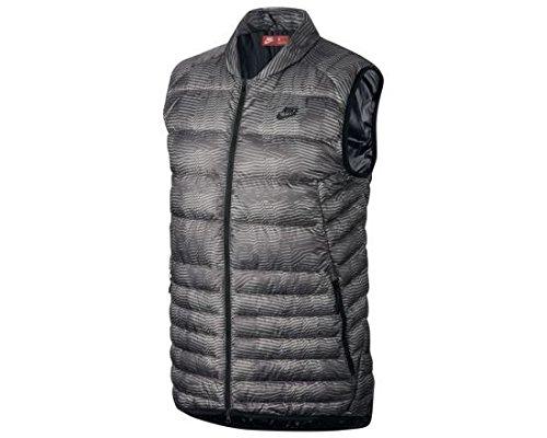 Nike Sportswear, Vest Uomo, Dust/Black/Black, S