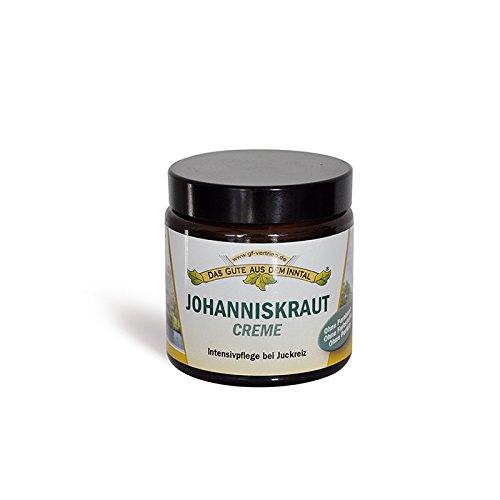 Inntaler Johanniskraut Creme 110 ml im Glastiegel - das Gute aus dem Inntal
