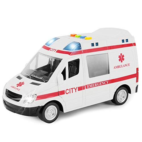 Rescue Ambulance Toy