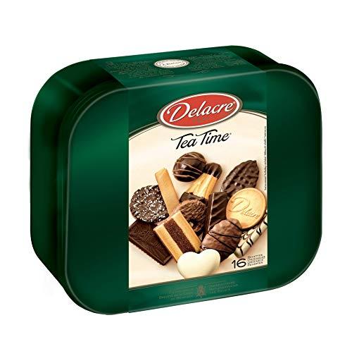 DELACRE Tea Time Assortimento di biscotti, 1 Kg