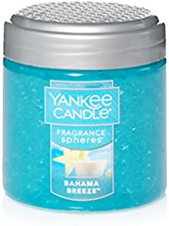 Yankee Candle Fragrance Spheres Bahama Breeze, Fragance, Blue