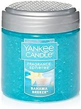 Yankee Candle Fragrance Spheres Bahama Breeze, Fragance, Blue