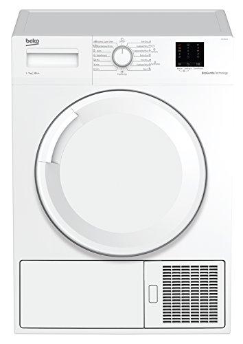 Beko DS7511PA Wärmepumpentrockner/A+++/7 Kg/Knitterschutz/reversierende Trommelbewegung/Aquawave Schontrommel/FlexySense - Elektronische Feuchtemessung/Innenbeleuchtung