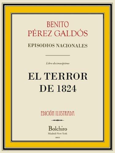 El Terror de 1824 (Episodios nacionales - Serie segunda nº 7)