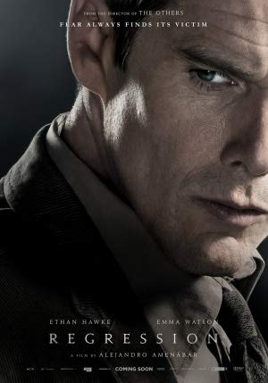Regression - Ethan Hawke – US Movie Wall Poster Print - A4 Size Plakat Größe