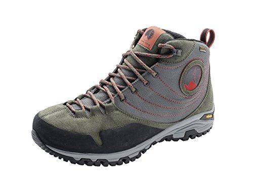 Mishmi Takin Jampui Mid Event Waterproof Light & Fast Hiking Shoe (EU 40/US W 9, Birch Rose)