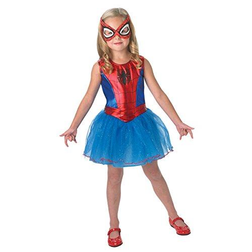 Rubies Déguisement Officiel Marvel Spidergirl pour Enfant - Taille L