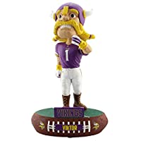 Forever Collectibles Minnesota Vikings Mascot Baller Special Edition Bobblehead NFL