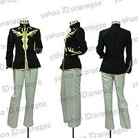 コードギアス反逆のルルーシュR2 ジノ 初期Edver風 ●コスプレ衣装(オーダーメイド)
