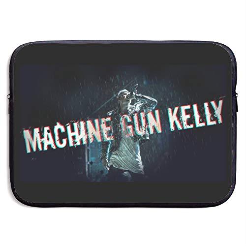 Machine Gun Kelly 15 Inch Laptop Sleeve Case Laptop Shoulder Bag, Slim Computer Carry Case