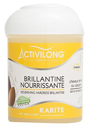 Activilong Pommade Nourrissante Cheveux Ternes ou Cassants au Karité Phytorepair System 125ml