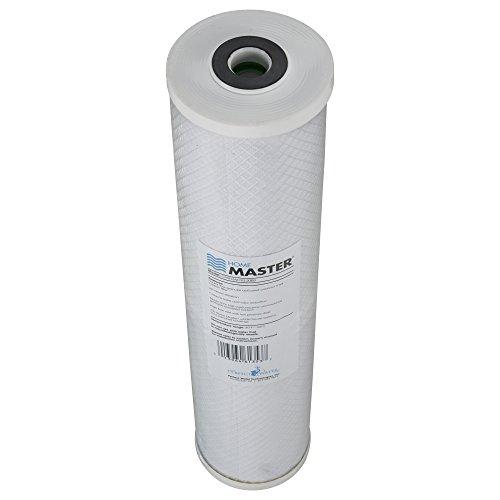 Home Master CFRFGAC20-20BB Radial Flow GAC 20 Micron Replacement Water Filter, White