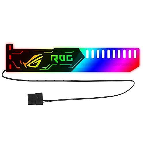 Staright RGB25 RGB-Grafikkartenständer...