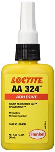 Loctite 88478 32430 50ml Speedbonder 324 Acrylic Adhesive, 50 mL
