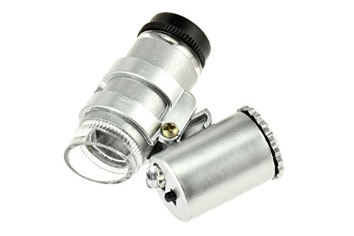 SE Mini 16X UV Illuminated Microscope - MW10088UV-16X