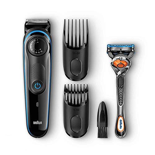 Las mejores recortadoras de barba: Braun BT3040
