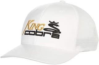Cobra Golf 2019 King Cobra Trucker Snapback Hat (One Size)