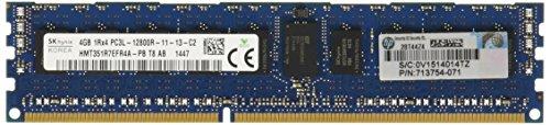 HP 713981-B21 Arbeitsspeicher 4GB (1600MHz, CL11, 240-polig) DDR3-RAM