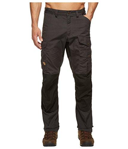 FJÄLLRÄVEN Plateau Pro Pantalon M Long Homme, 030-Gris Foncé, FR : S (Taille Fabricant : 46)